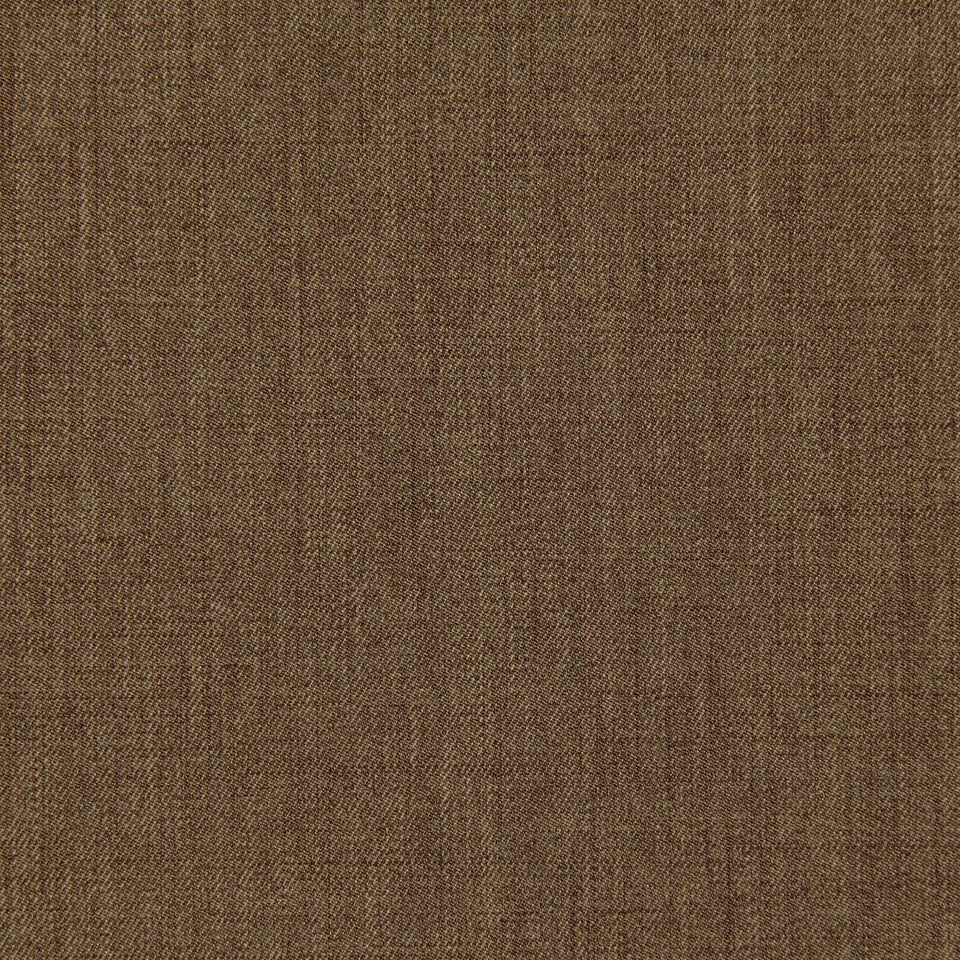 CRYPTON SOLID UPHOLSTERY Worsted Weight Fabric - Coffee
