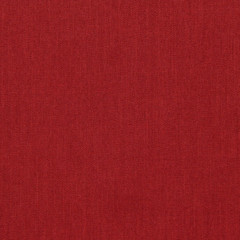 CRYPTON SOLID UPHOLSTERY Worsted Weight Fabric - Pomegranate