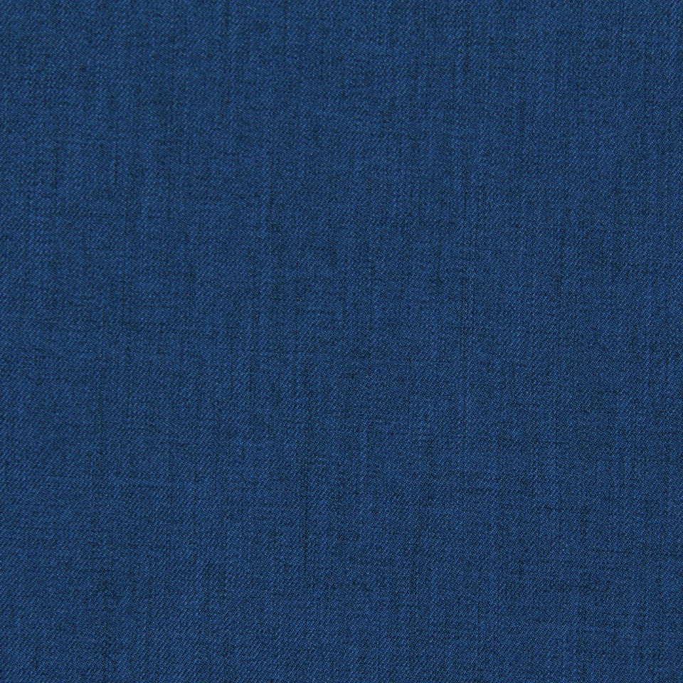 CRYPTON SOLID UPHOLSTERY Worsted Weight Fabric - Cobalt