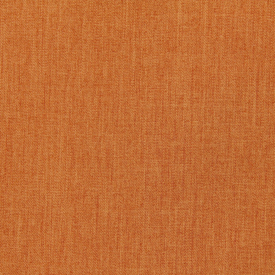 CRYPTON SOLID UPHOLSTERY Worsted Weight Fabric - Mandarin