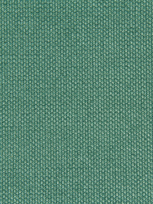 CRYPTON SOLID UPHOLSTERY Mini Stitch Fabric - Pool