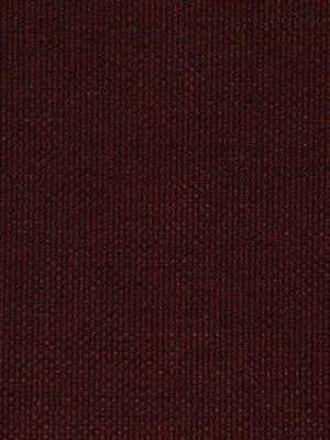 CRYPTON SOLID UPHOLSTERY Mini Stitch Fabric - Garnet