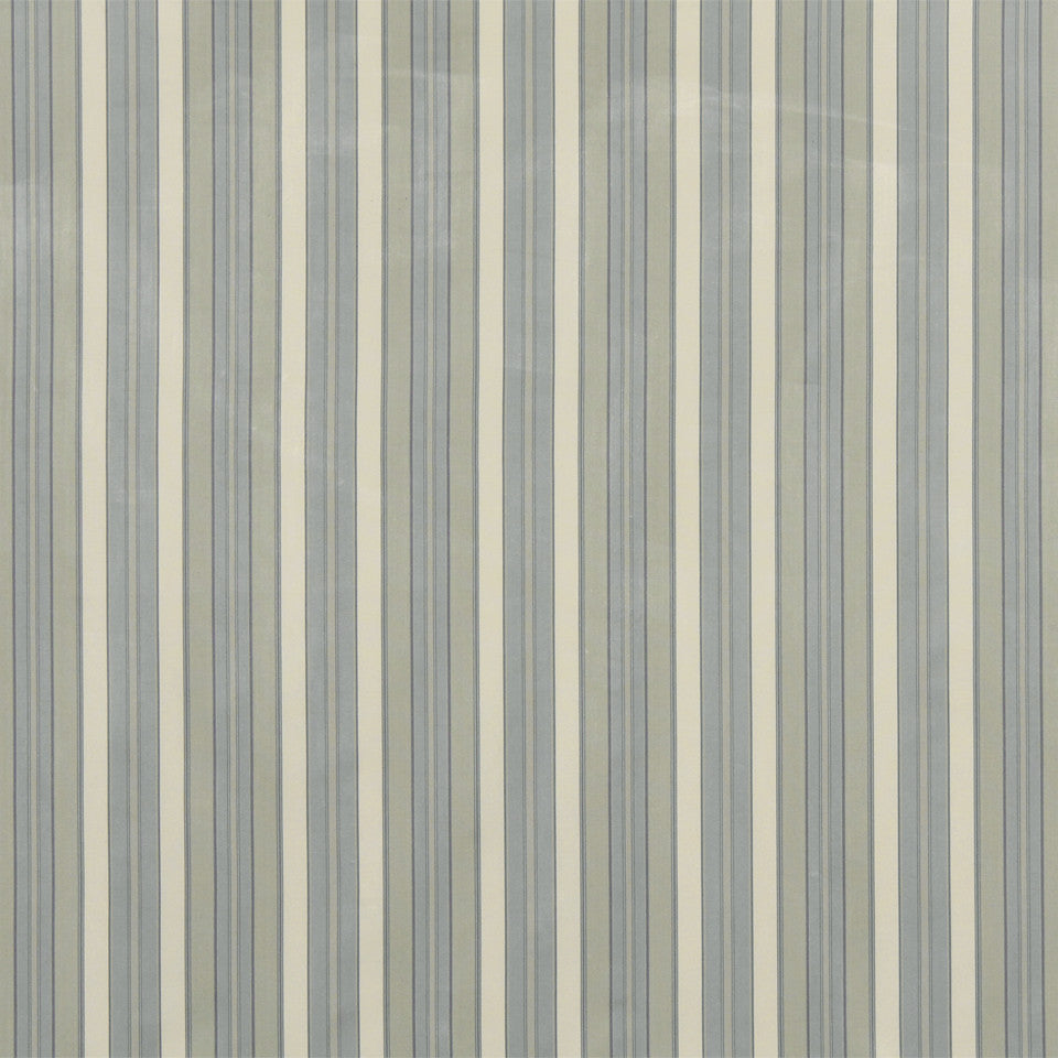 RUSTIC STRIPES AND PLAIDS MP Squam Stripe Fabric - Violet Linen