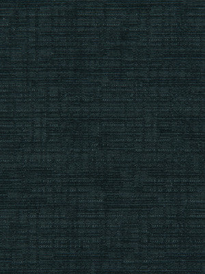 CRYPTON SOLID UPHOLSTERY Mini Chenille Fabric - Midnight
