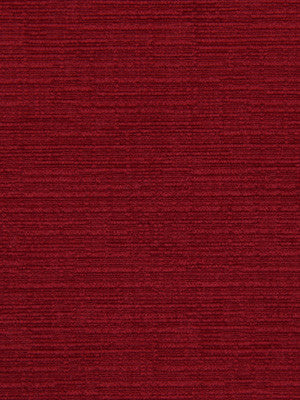 CRYPTON SOLID UPHOLSTERY Mini Chenille Fabric - Pomegranate
