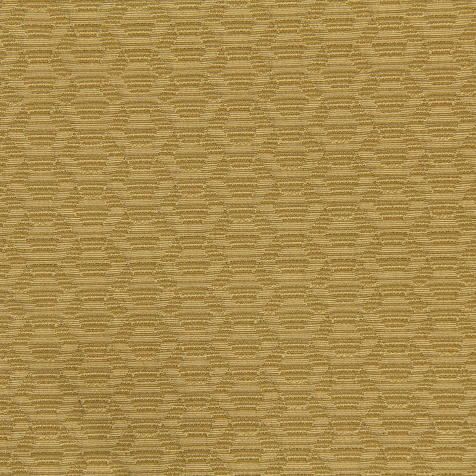 HEALTHCARE BINDER: PERFORMANCE/FINISHES 1 AND 2 Hexagon Rib Fabric - Gold