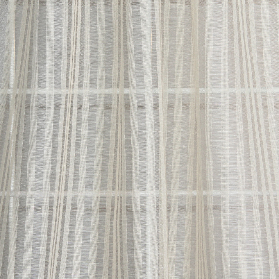 NATURAL SHEERS LIGHT NEUTRALS Delicate Weave Fabric - Ivory