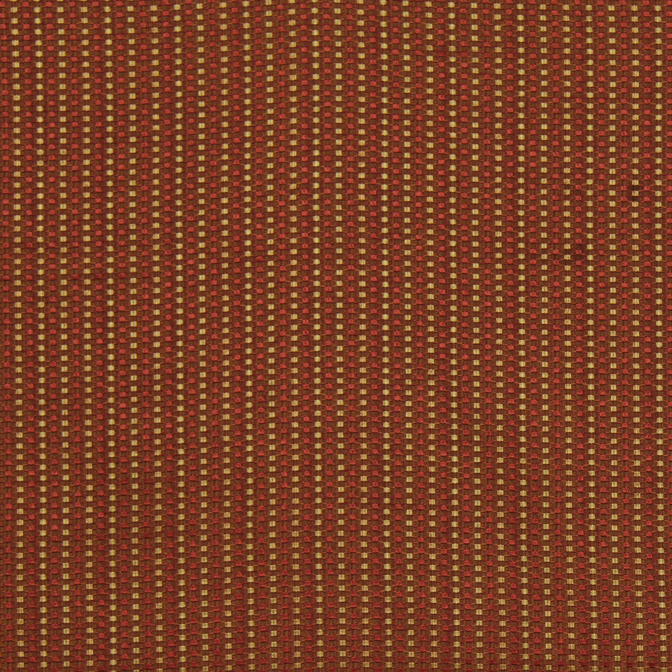 WARM Cross Knot Fabric - Flame