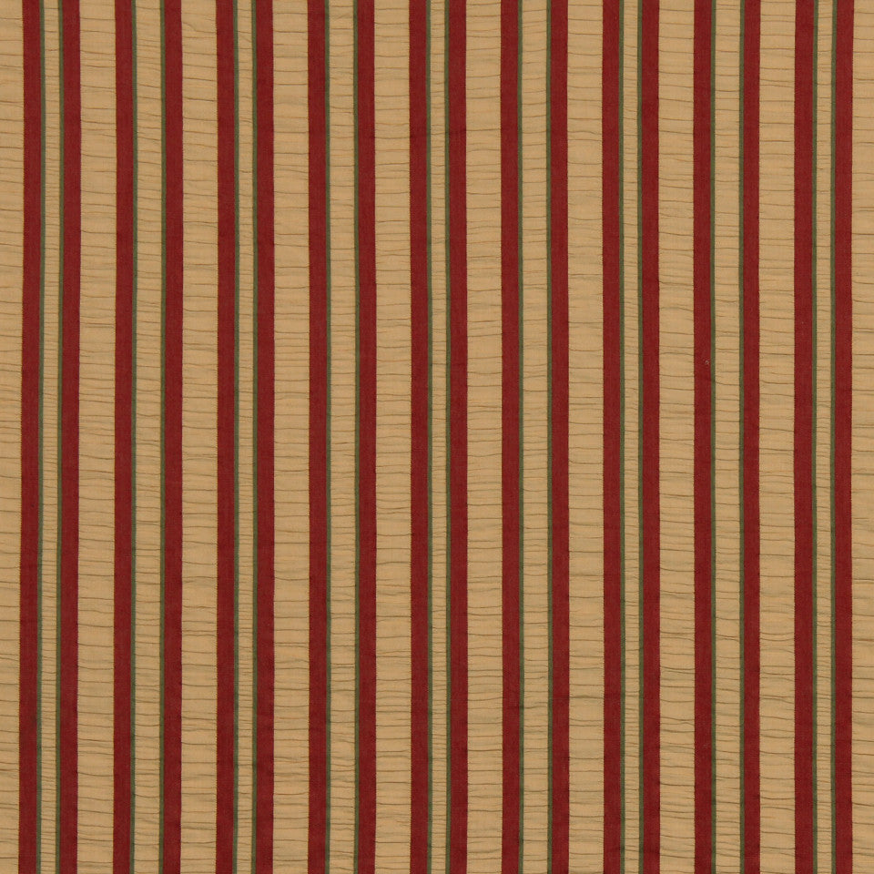 WARM Jay Stripe Fabric - Jasper