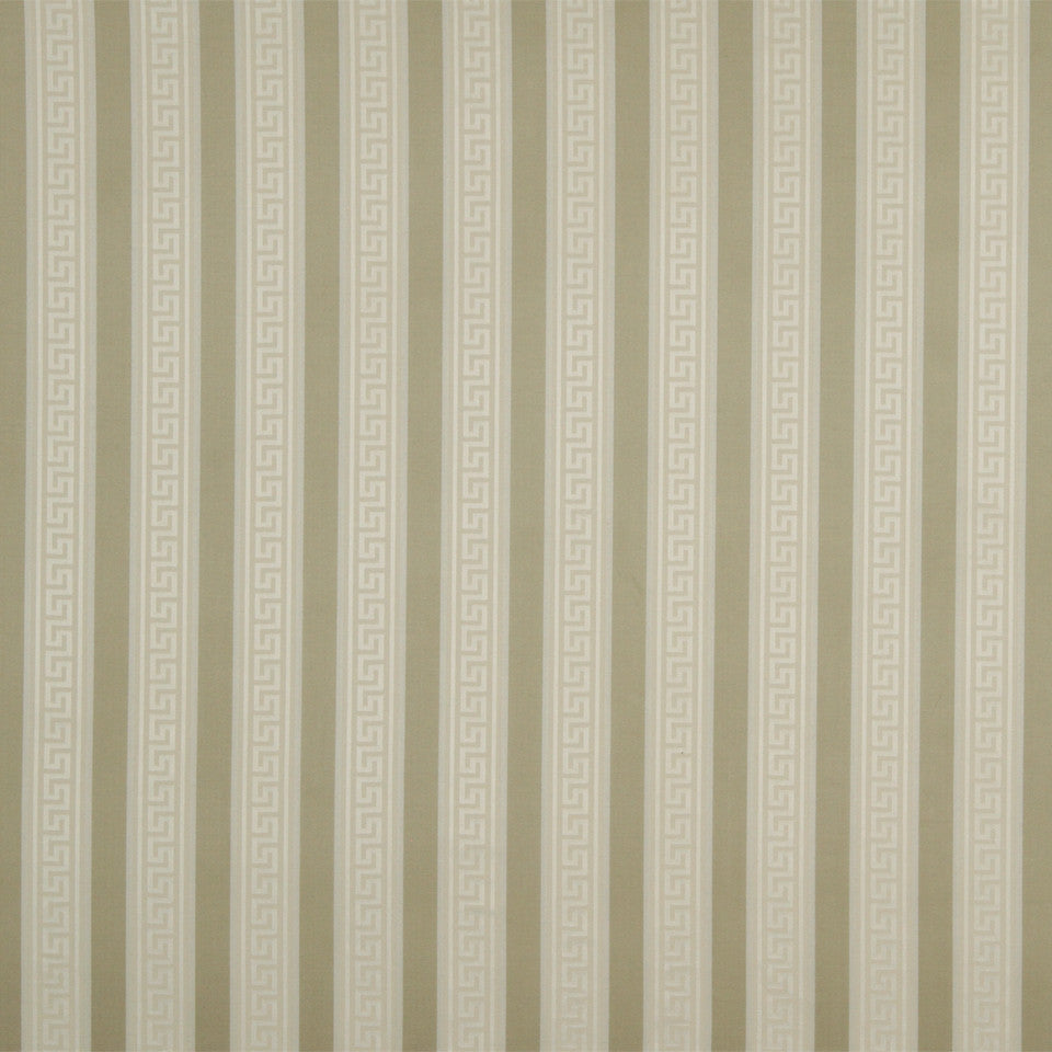 RUSTIC STRIPES AND PLAIDS MP Pierre Stripe Fabric - Linen