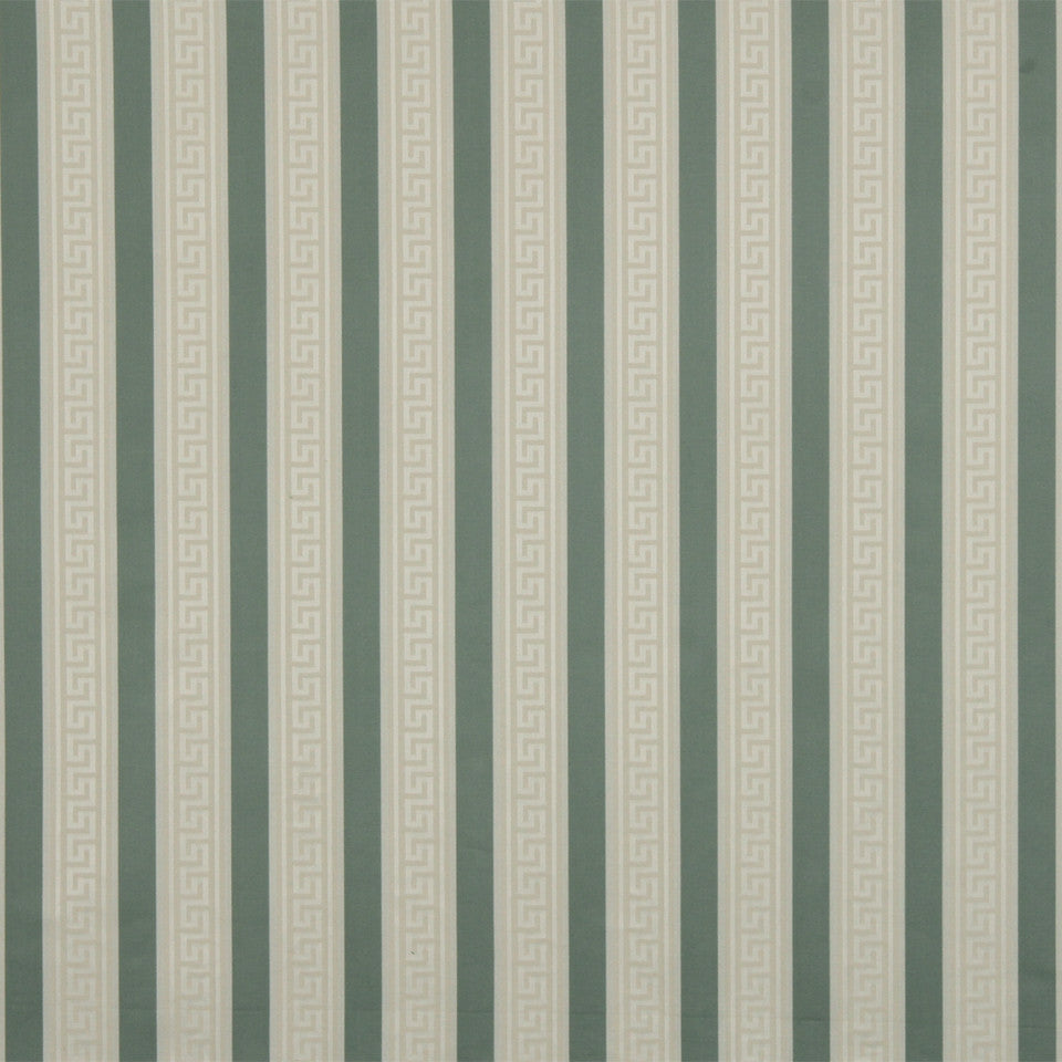 RUSTIC STRIPES AND PLAIDS MP Pierre Stripe Fabric - Mineral