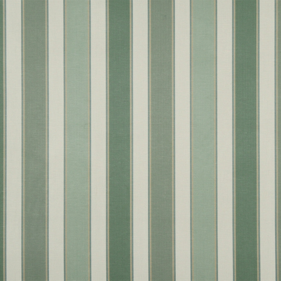 RUSTIC STRIPES AND PLAIDS MP Anna Stripe Fabric - Mineral