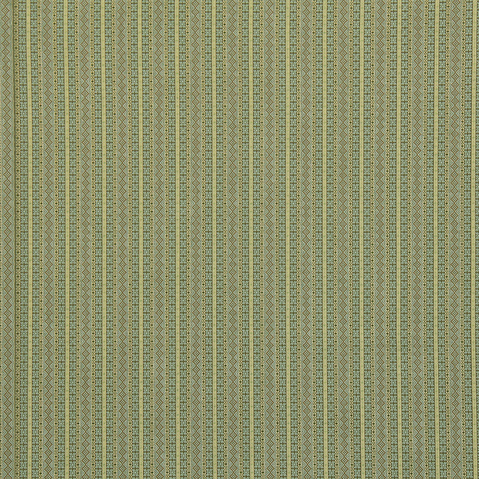 CRYPTON TRANSITIONAL Full Stripe Fabric - Rain