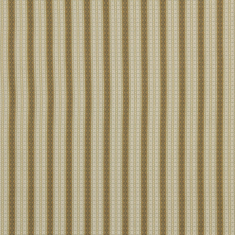 CRYPTON TRANSITIONAL Full Stripe Fabric - Sterling