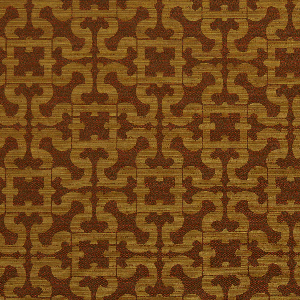 CRYPTON TRANSITIONAL Bend Around Fabric - Pomegranate