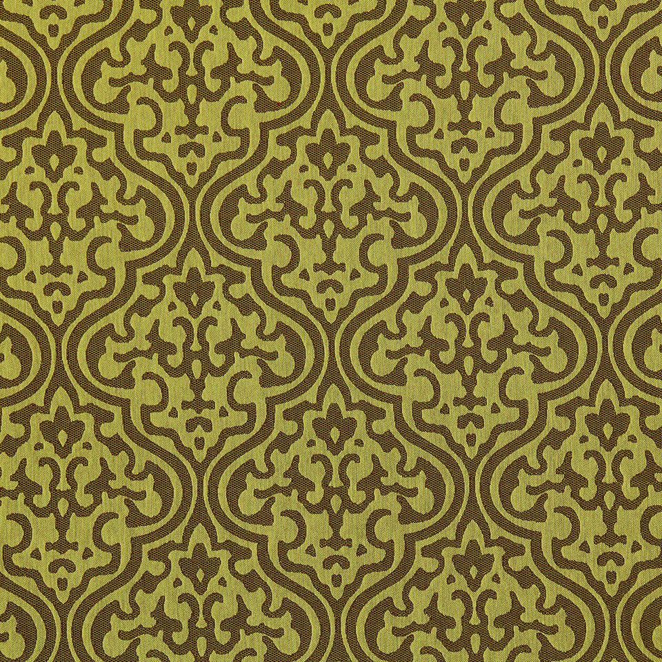 CRYPTON TRANSITIONAL Sand Trails Fabric - Lemongrass