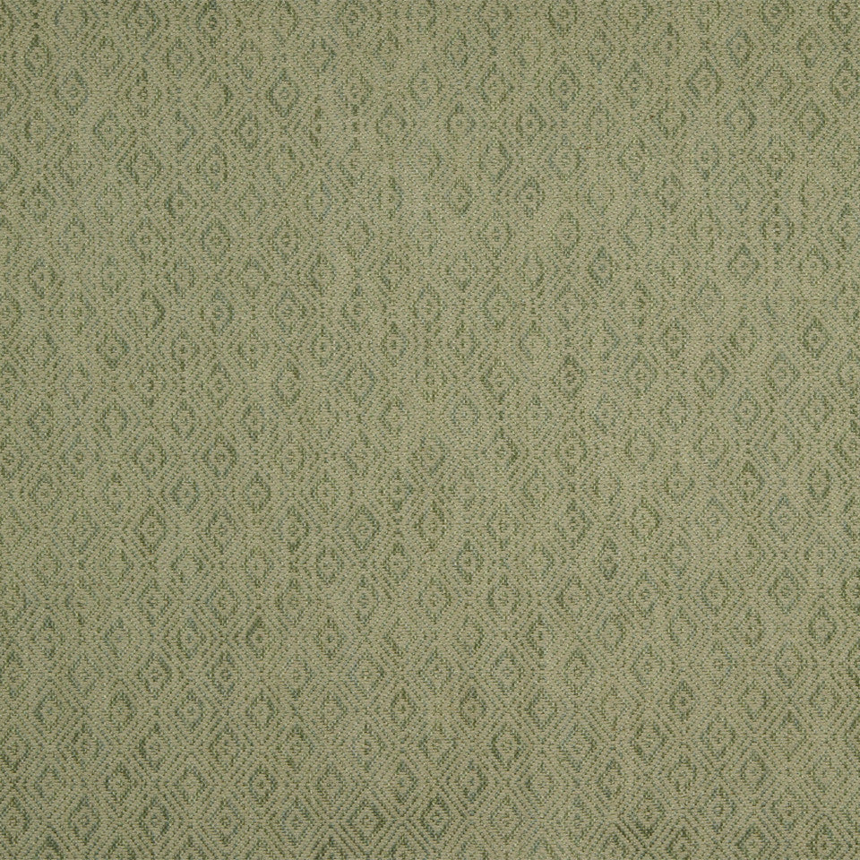 RUSTIC JUTE AND RAFFIA Jute Diamond Fabric - Mist
