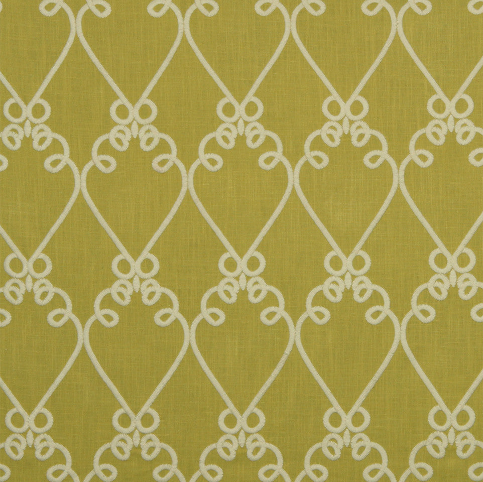 WILLIAMSBURG CLASSICS COLLECTION I Bold Sconce Fabric - Citrine