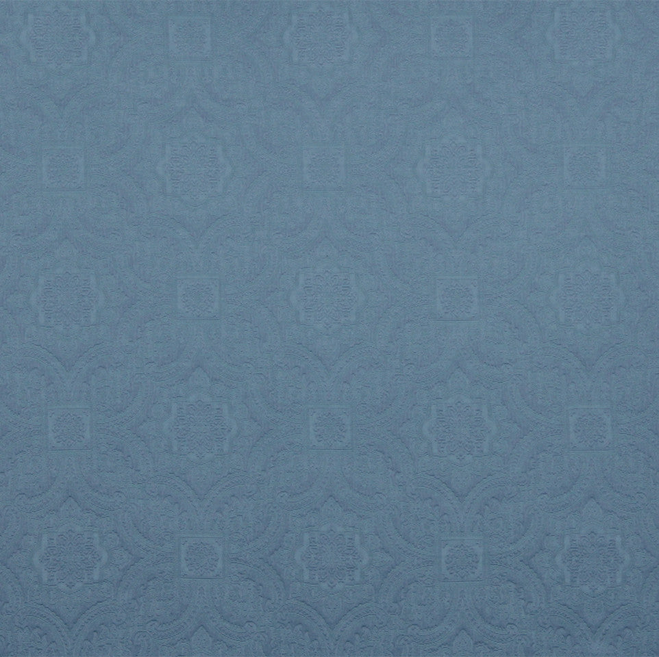 MARINER-COASTAL-NAVY Cool Imprints Fabric - Bluebell