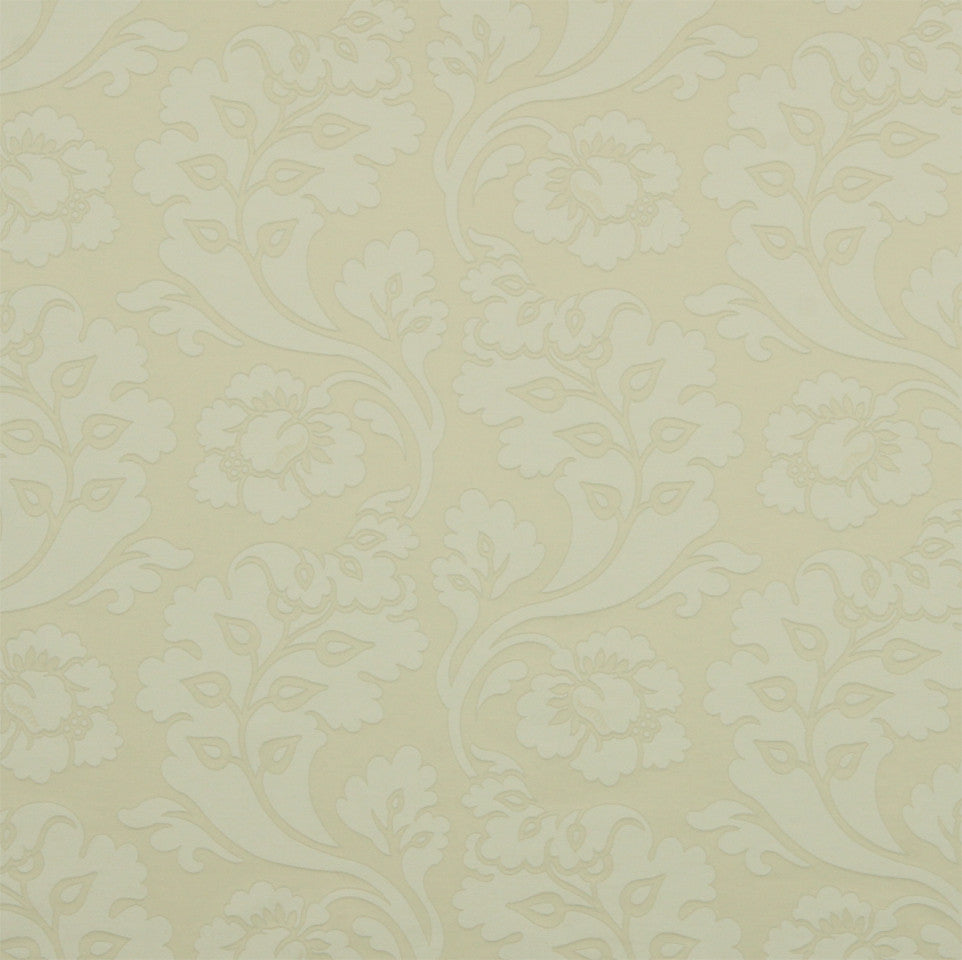 WILLIAMSBURG CLASSICS COLLECTION I Shadow Vines Fabric - Vanilla