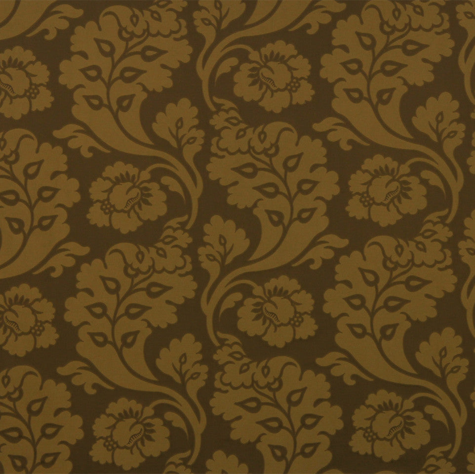 WILLIAMSBURG CLASSICS COLLECTION I Shadow Vines Fabric - Acorn