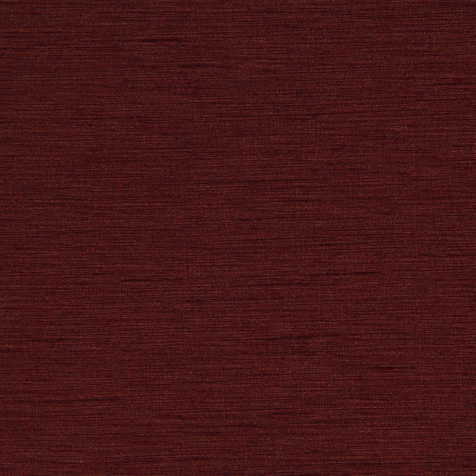 DECORATIVE SOLIDS Plain Elegance Fabric - Garnet II