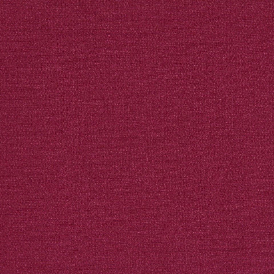 DECORATIVE SOLIDS Tramore II Fabric - Berry