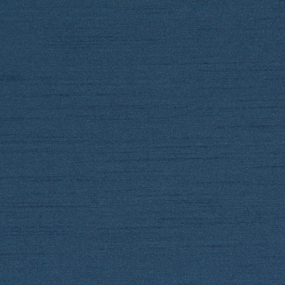 DECORATIVE SOLIDS Tramore II Fabric - Cerulean
