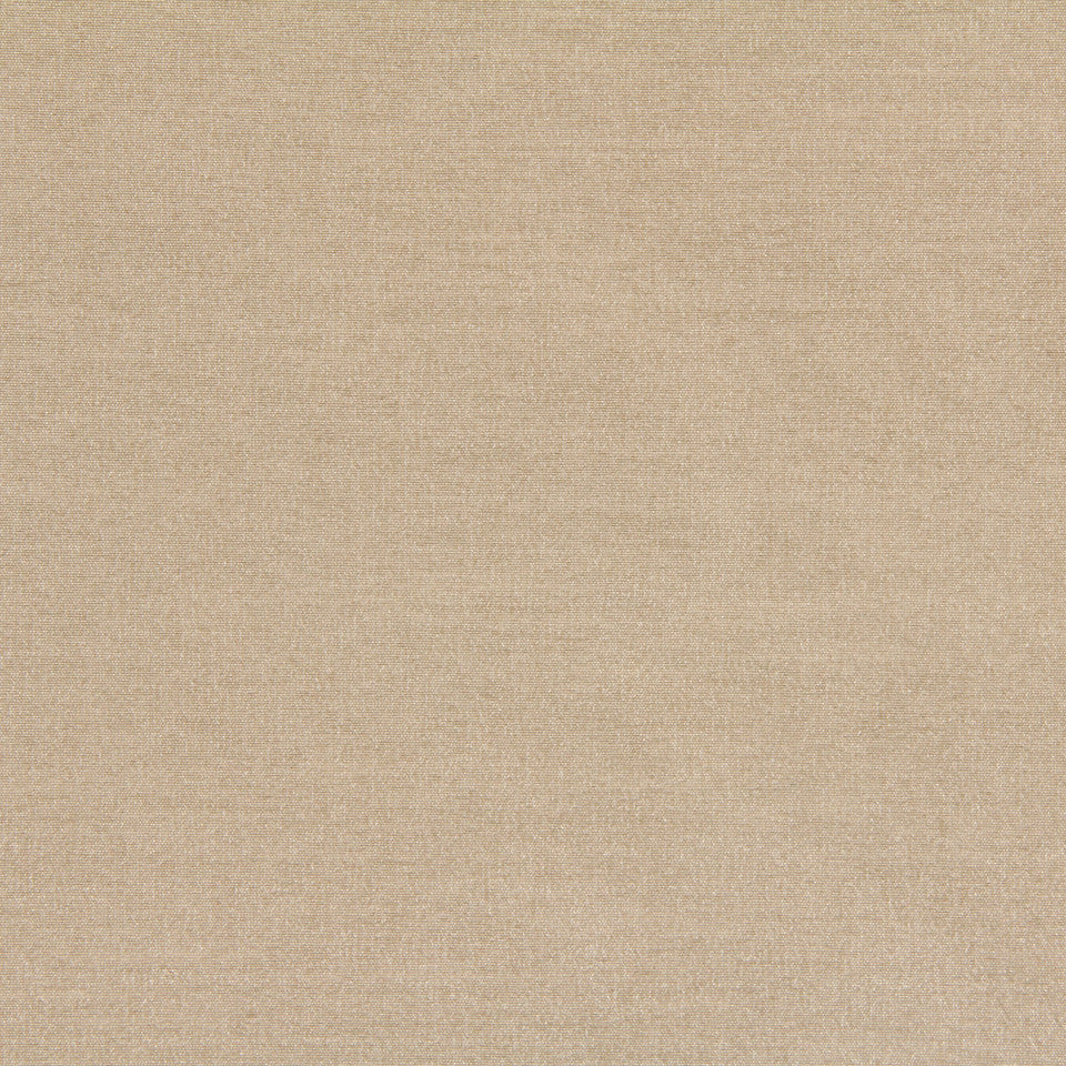 DECORATIVE SOLIDS Tramore II Fabric - Champagne