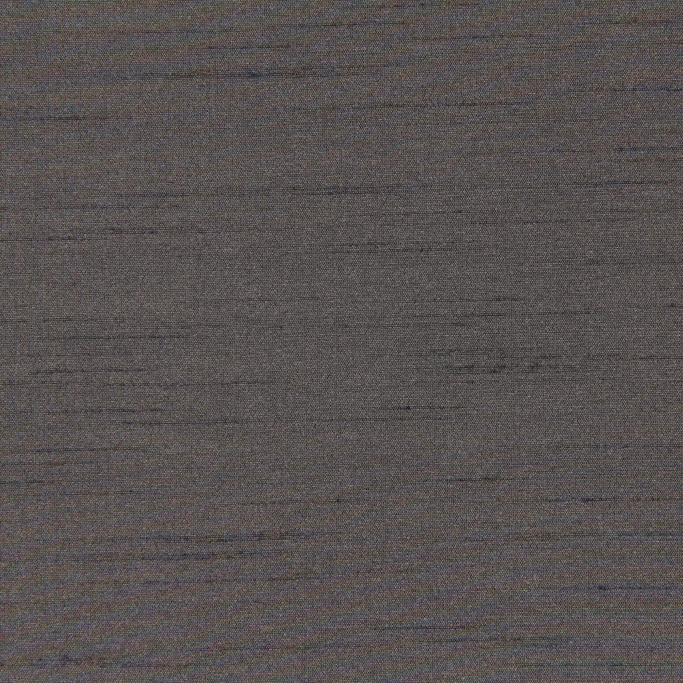 DRAPEABLE SILK LOOKS Tramore II Fabric - Charcoal