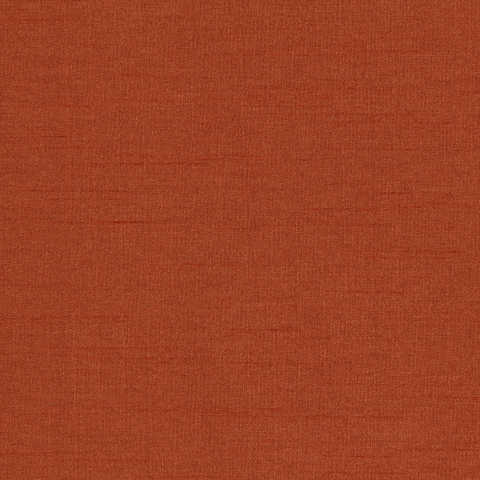 DECORATIVE SOLIDS Tramore II Fabric - Papaya