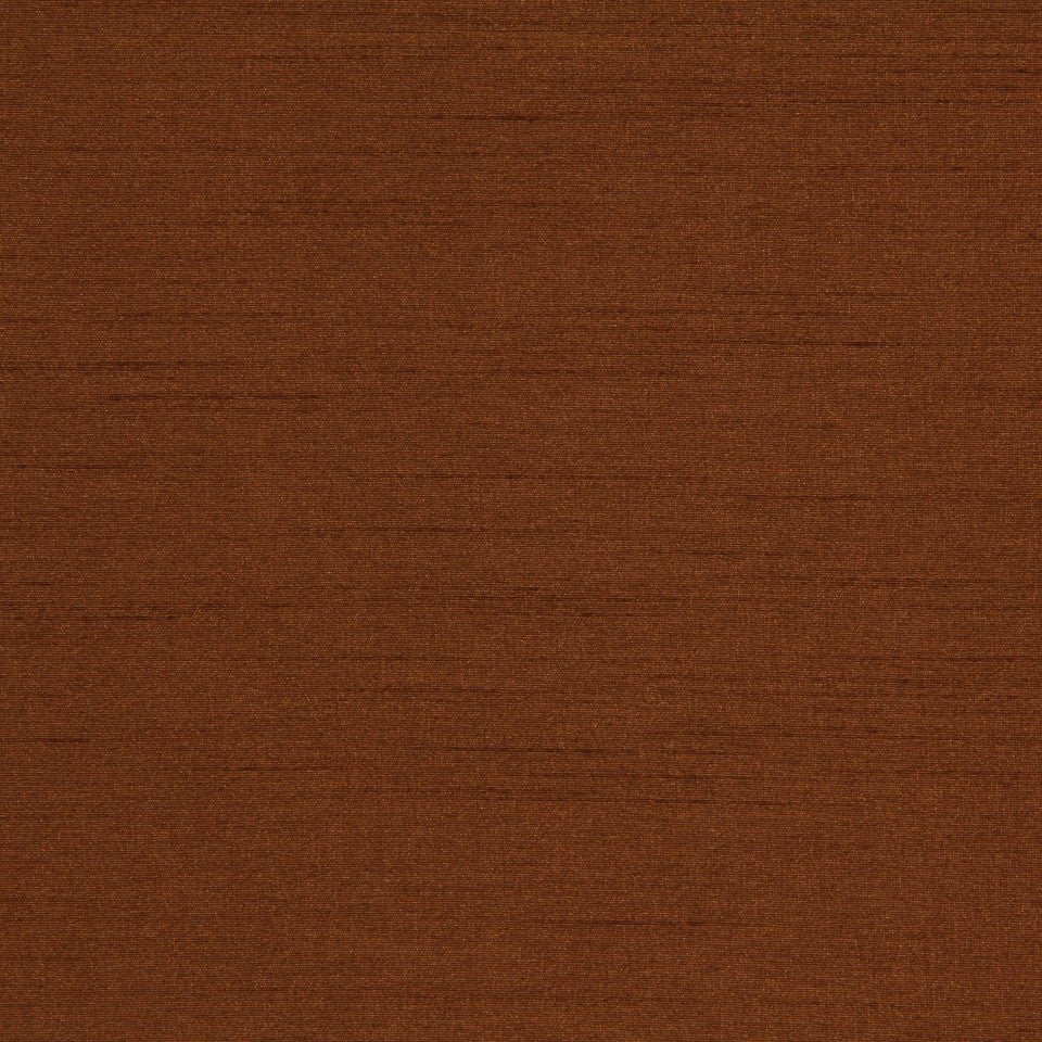 DRAPEABLE SILK LOOKS Tramore II Fabric - Sienna