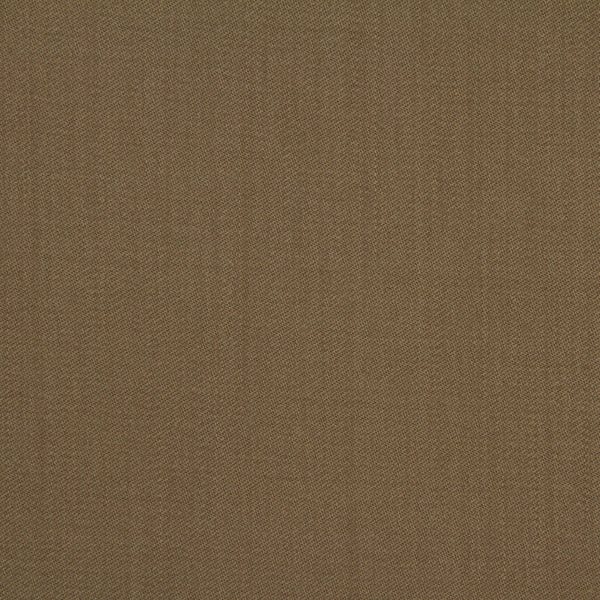 LINEN, WOOL AND CASHMERE SOLIDS Wool Sateen Fabric - Taupe