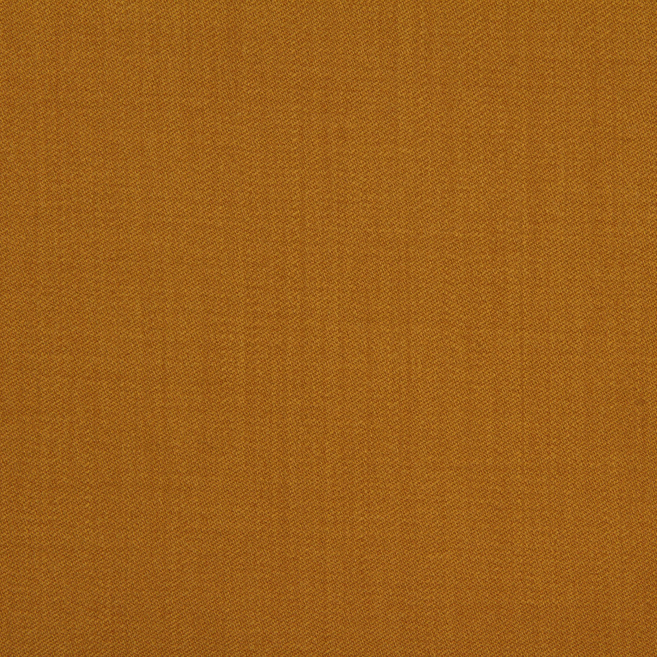 LINEN, WOOL AND CASHMERE SOLIDS Wool Sateen Fabric - Marigold