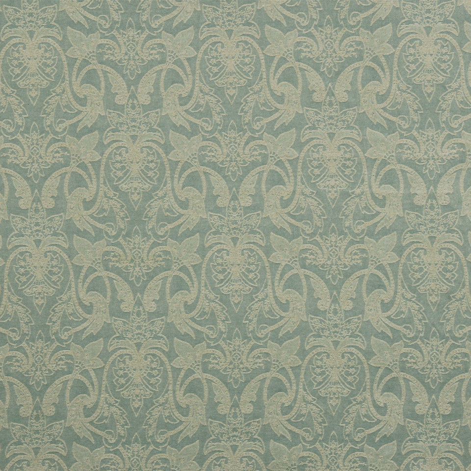 COOL Hutcherleigh Fabric - Seaglass