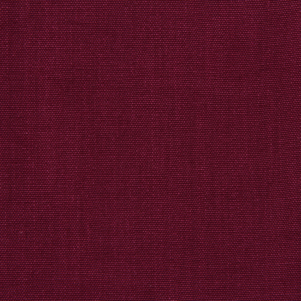 LINEN, WOOL AND CASHMERE SOLIDS Brussels Linen Fabric - Magenta