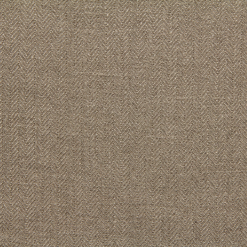 LINEN, WOOL AND CASHMERE SOLIDS Rush Reed Fabric - Twine