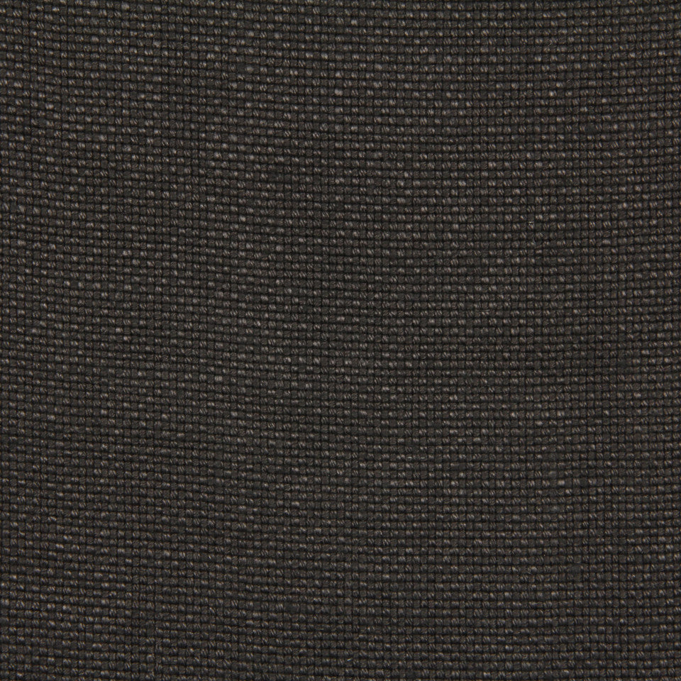 LINEN, WOOL AND CASHMERE SOLIDS Linen Basket Fabric - Ash