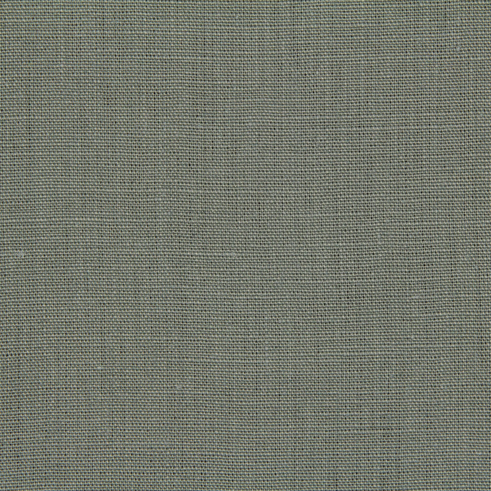 LINEN, WOOL AND CASHMERE SOLIDS Linen Solid Fabric - Aegean