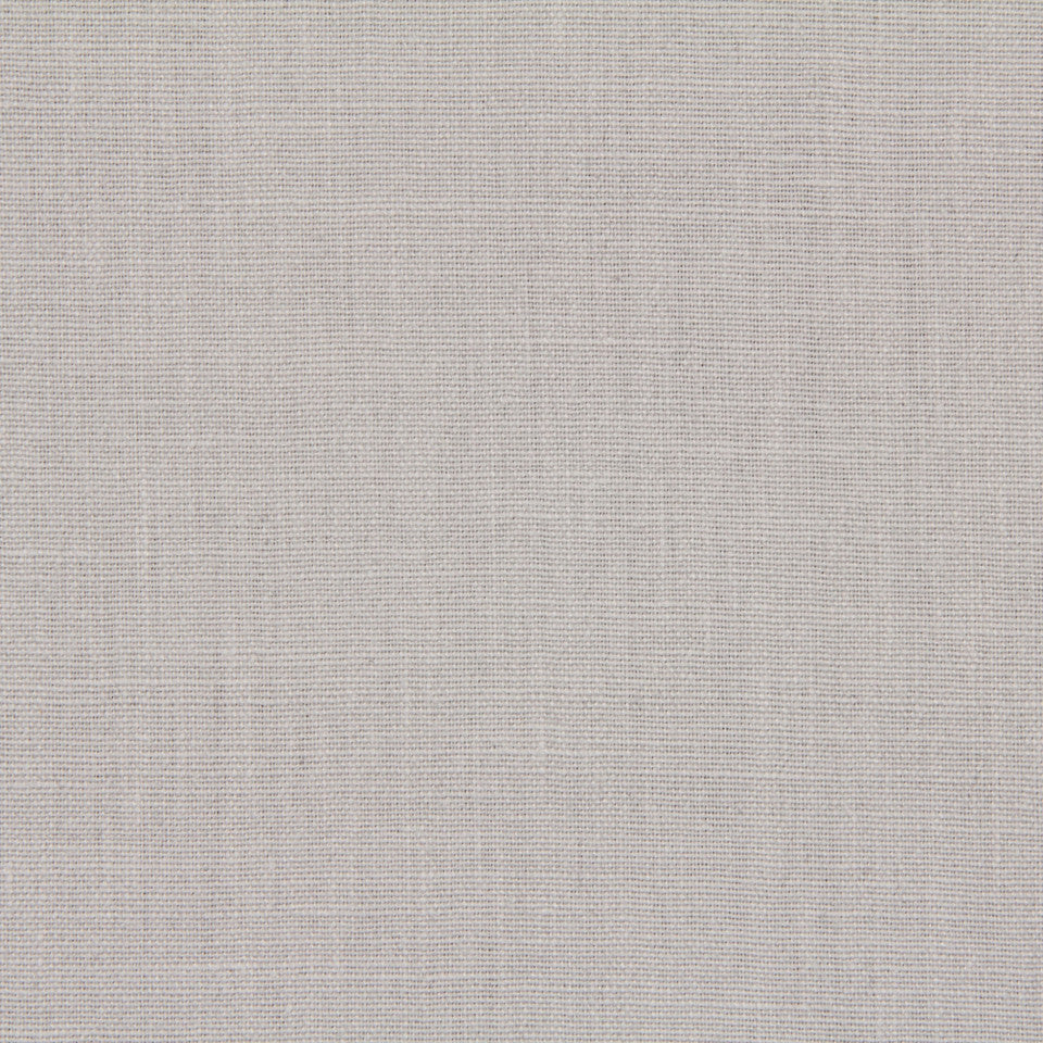LINEN, WOOL AND CASHMERE SOLIDS Linen Solid Fabric - Silver