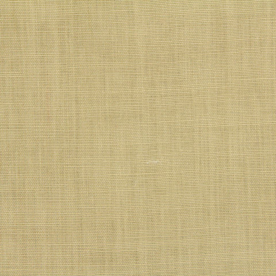 LINEN, WOOL AND CASHMERE SOLIDS Linen Solid Fabric - Pear