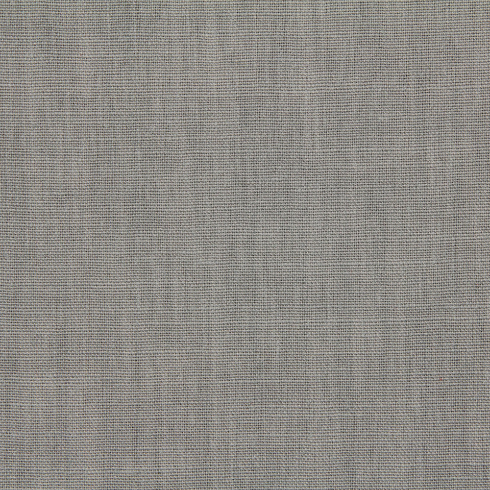 LINEN, WOOL AND CASHMERE SOLIDS Linen Solid Fabric - Pewter