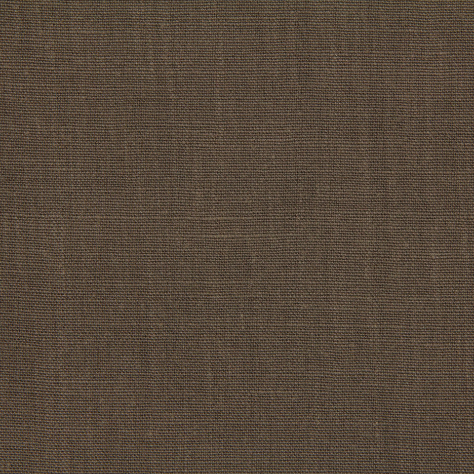 LINEN, WOOL AND CASHMERE SOLIDS Linen Solid Fabric - Bark