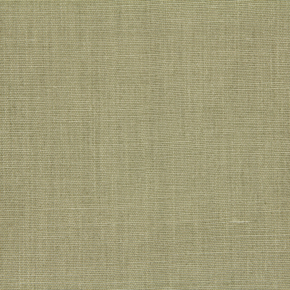 LINEN, WOOL AND CASHMERE SOLIDS Linen Solid Fabric - Sprout