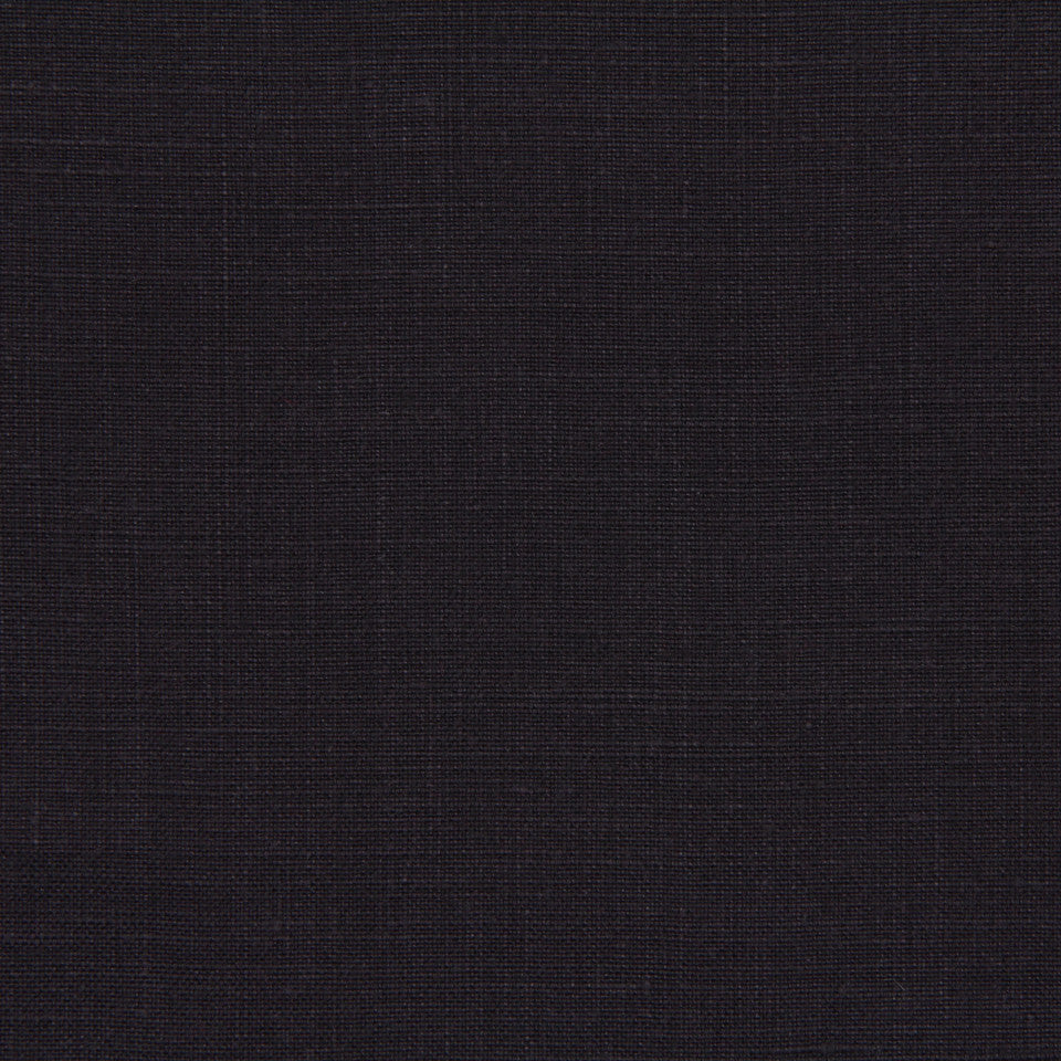 LINEN, WOOL AND CASHMERE SOLIDS Light Linen Fabric - Navy