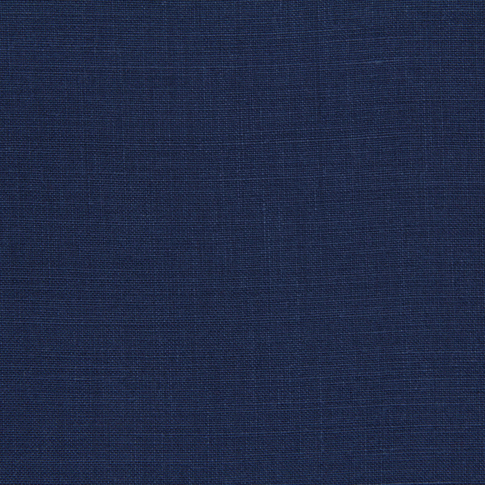 LINEN, WOOL AND CASHMERE SOLIDS Light Linen Fabric - Indigo
