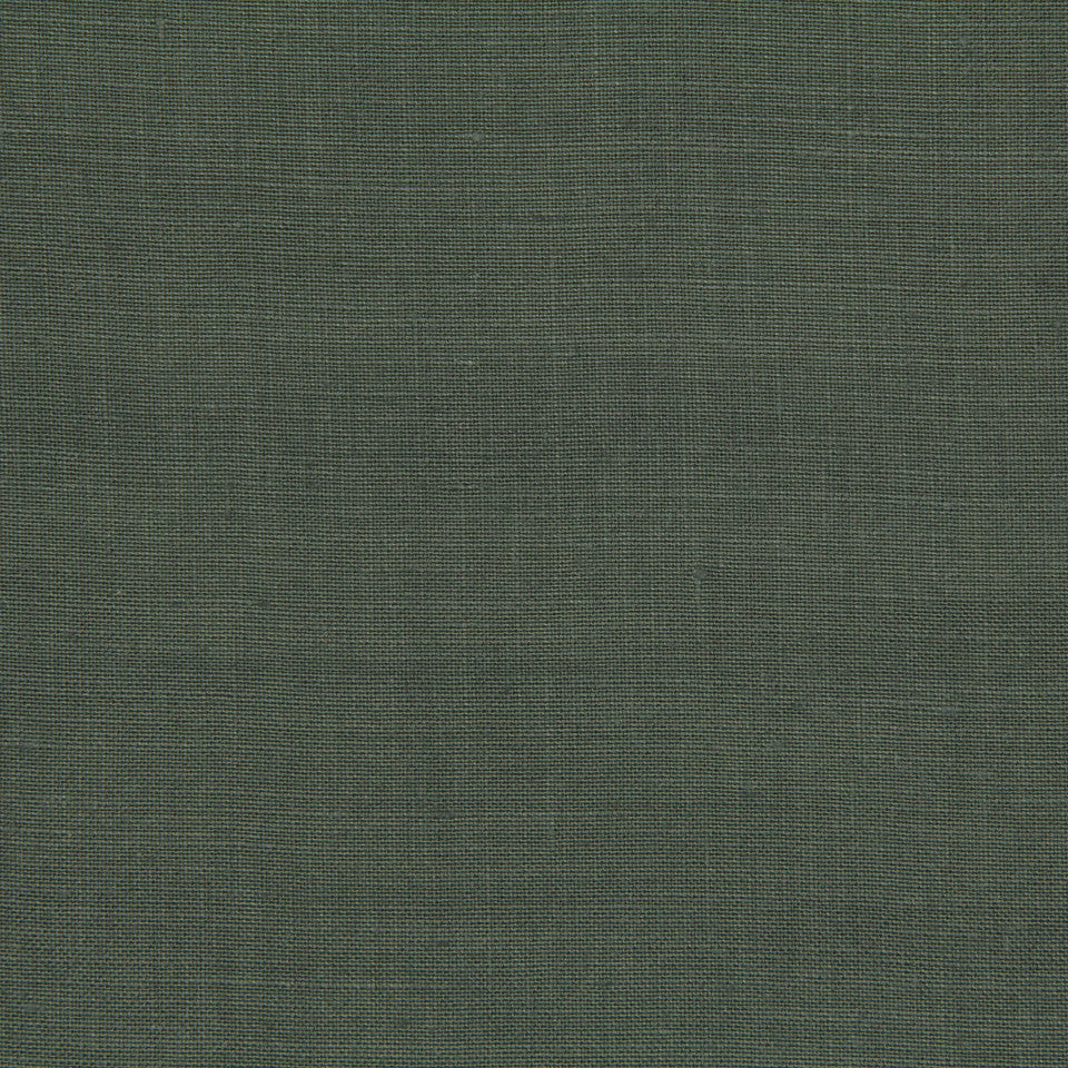 LINEN, WOOL AND CASHMERE SOLIDS Light Linen Fabric - Pine
