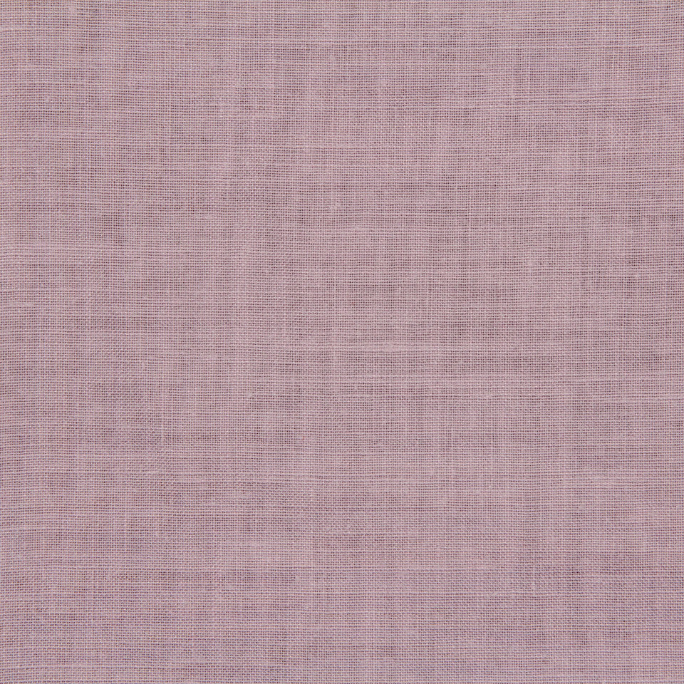LINEN, WOOL AND CASHMERE SOLIDS Light Linen Fabric - Orchid