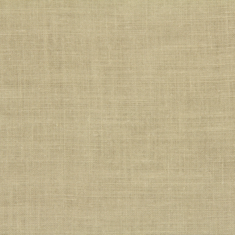 LINEN, WOOL AND CASHMERE SOLIDS Light Linen Fabric - Pear