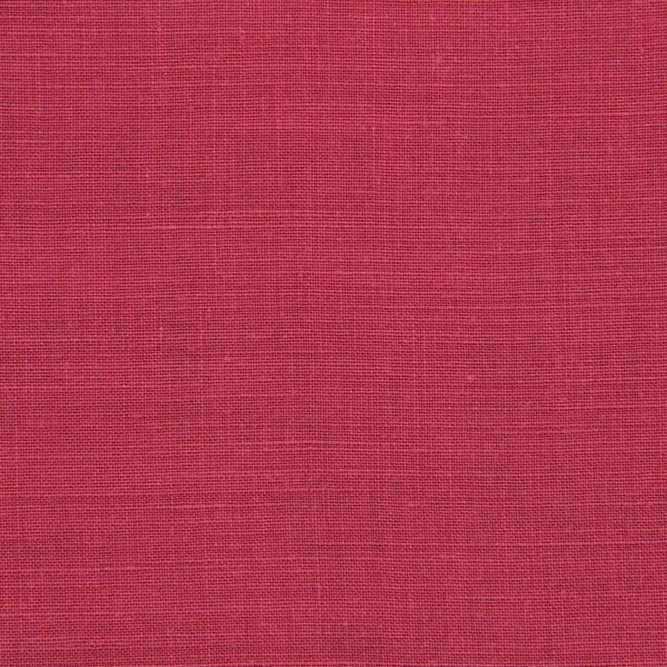 LINEN, WOOL AND CASHMERE SOLIDS Light Linen Fabric - Rose